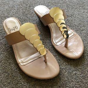 Impo Gracine Slip-on Sandals Sz 5.5
